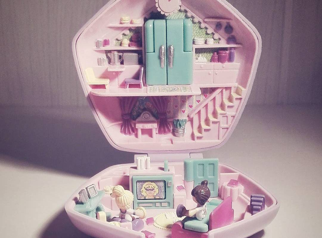 Why is the vintage Polly Pocket market exploding? – La Vie ...